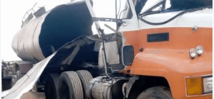 Welder Dies After The Empty Tanker He Was Welding Exploded (Graphic Photos)