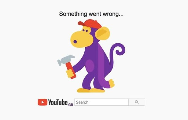 Gmail, Google and YouTube Services Crash Worldwide