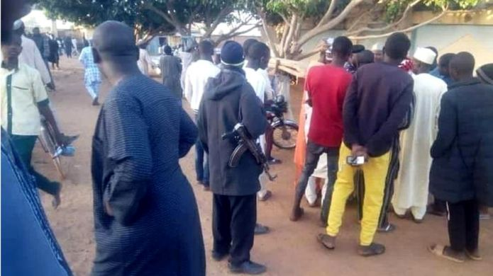 Attackers Of Katsina School Have Been Located - Buhari