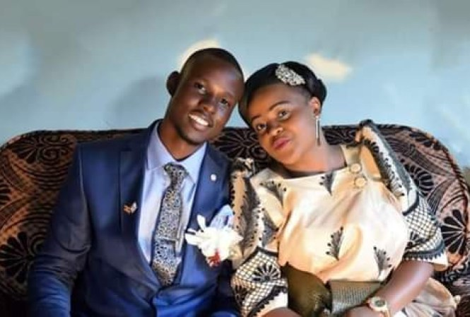 Young Man Dies Few Hours After His Wedding (Photos)