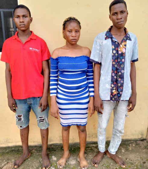 Police Arrests Three For Attempting To Kidnap Their Former Employer