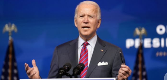 Americans Needs Help - Joe Biden Cries Out
