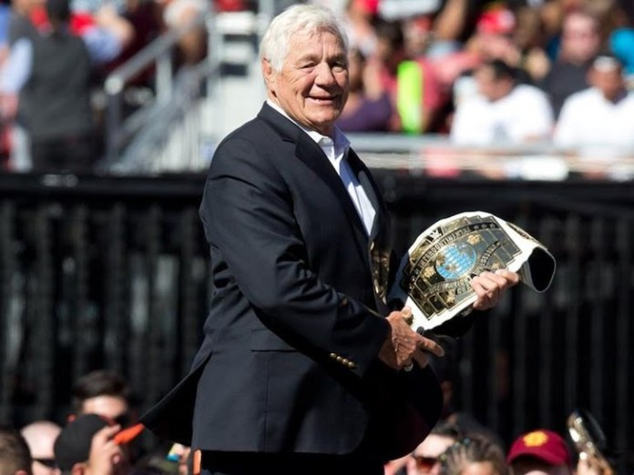 Royal Rumble Inventor And WWE Legend, Pat Patterson Dies Aged 79