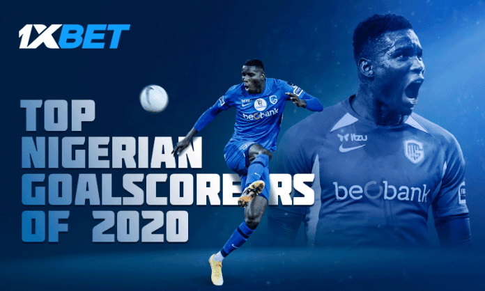 Best Nigerian Goalscorers Of 2020