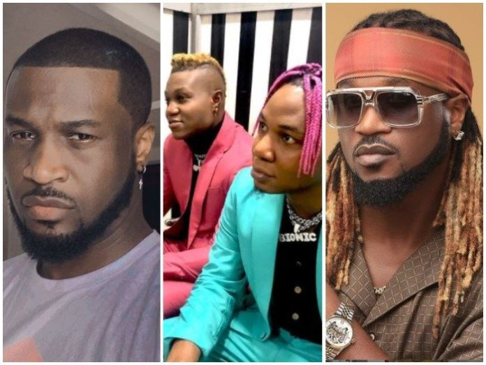 'Why We Are Not Going To Separate Like Psquare Did' – Apex & Bionic(Video)
