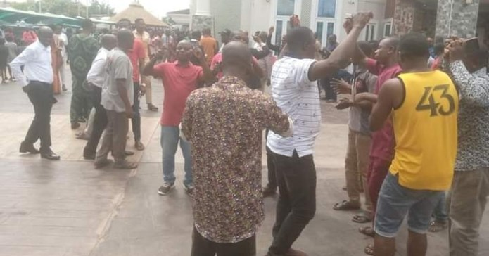 """Jubilation In Ebonyi As Late Commissioner, Engr Nweze Rises From The """"Dead"""""""
