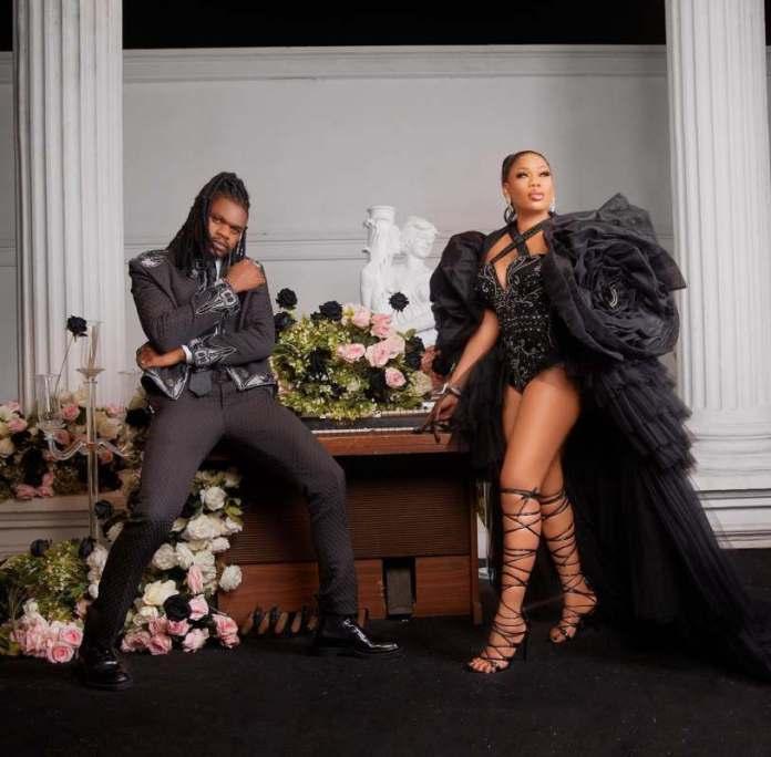 Fashionista, Toyin Lawani Finally Marries Fiancé, Segun Wealth (Watch Video)