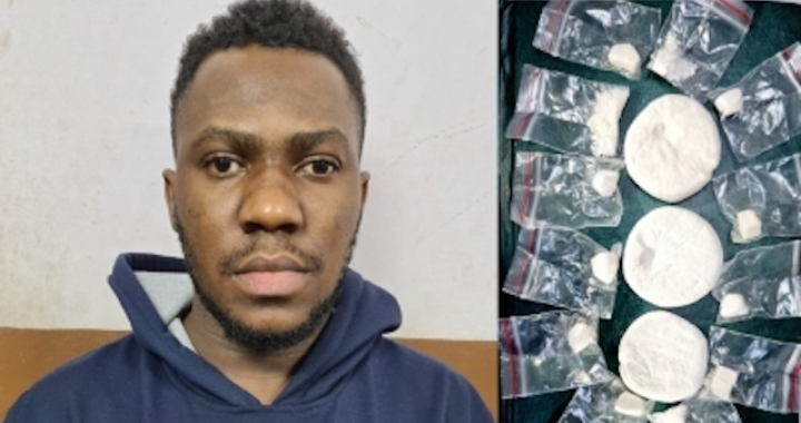 42-year-old Nigerian Arrested For Drugs In India