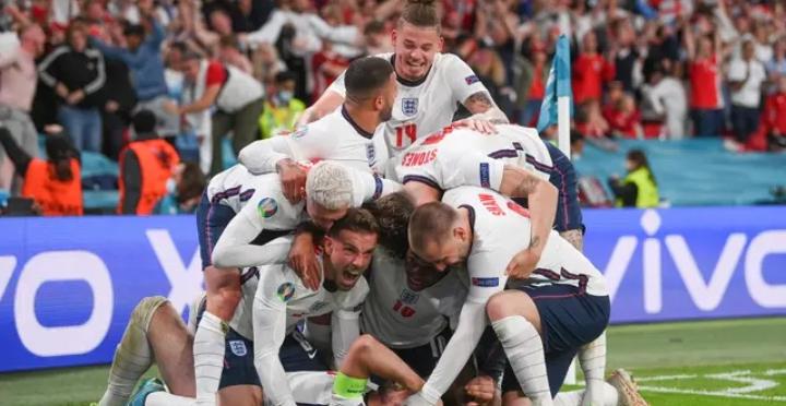 BREAKING: England Beat Denmark To Reach Euro 2020 Final