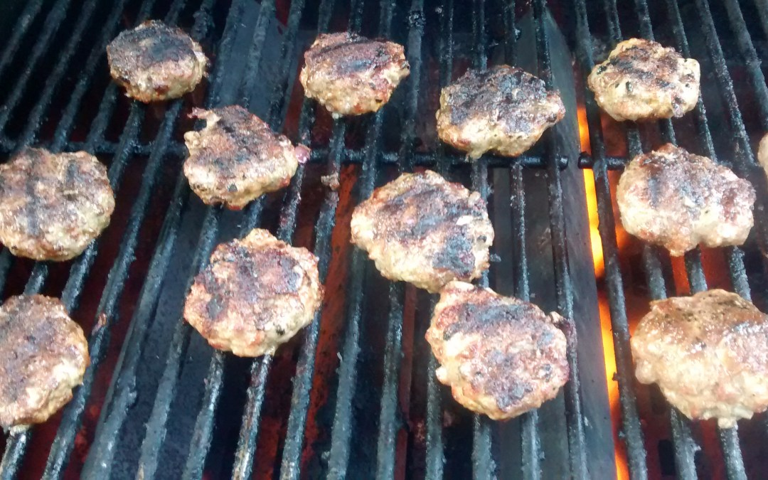 Stozek-Schram Lamb Burgers