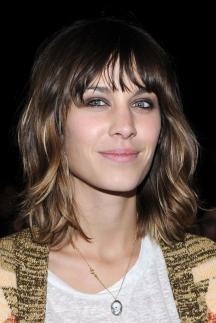 NEW YORK - FEBRUARY 17: Alexa Chung attends the 3.1 Phillip Lim Fall 2010 Fashion Show during Mercedes-Benz Fashion Week at The Tent at Bryant Park on February 17, 2010 in New York, New York. (Photo by Jason Kempin/Getty Images for IMG)
