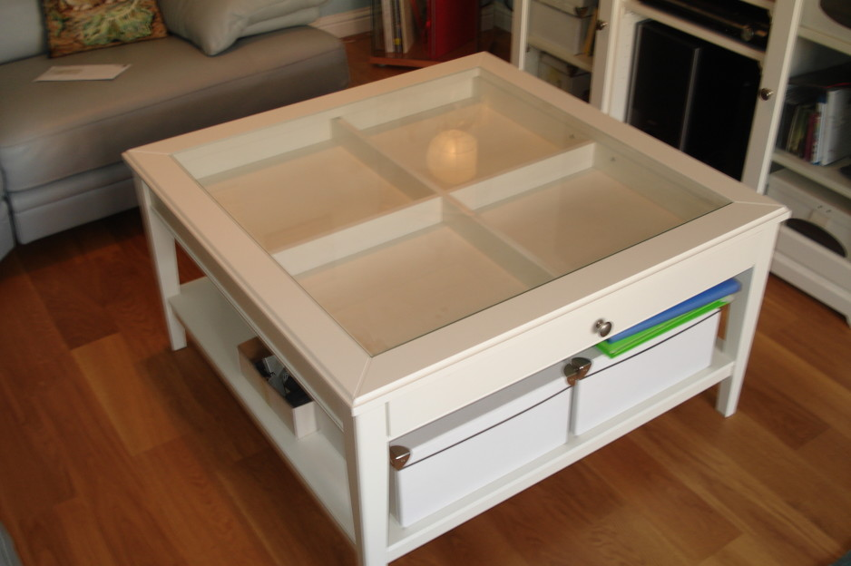 variations convertible coffee table