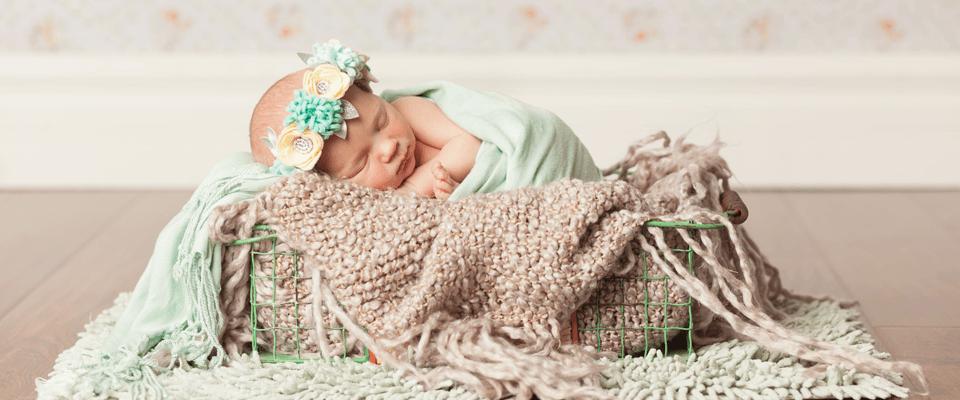 freshshoot :: isla :: sheboygan newborn photographer