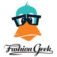 Fasion-Geek