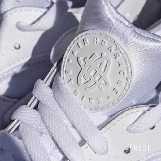 Nike Air Huarache White 4
