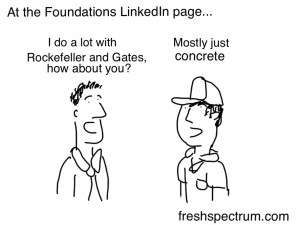LinkedIn and Foundations