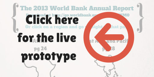 Live Prototype link Alternate Index Infographic by Chris Lysy