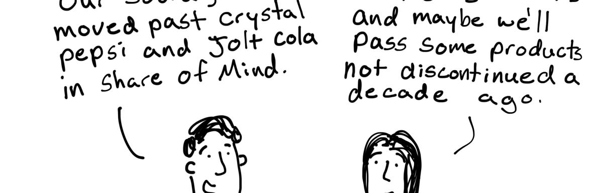 Mind Share, inspired by Jason Korman