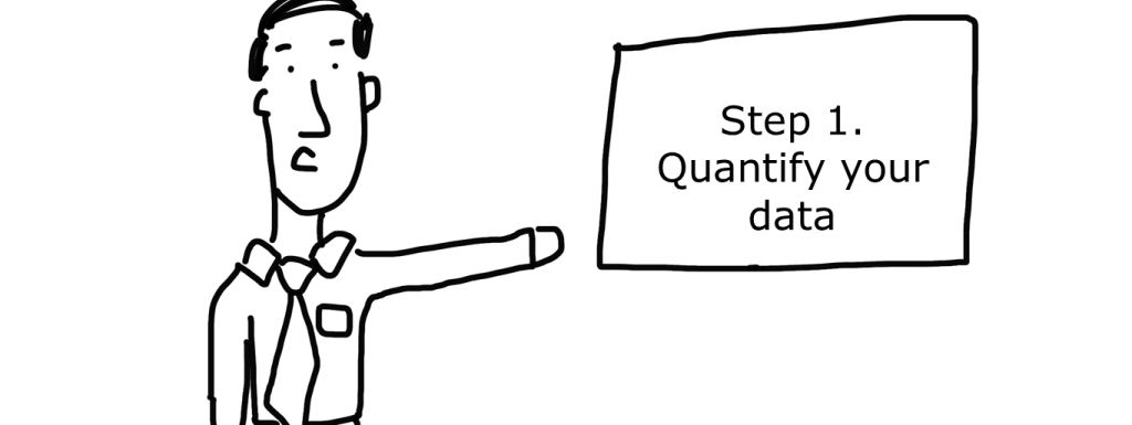 Quantitative Qualitative Visualization