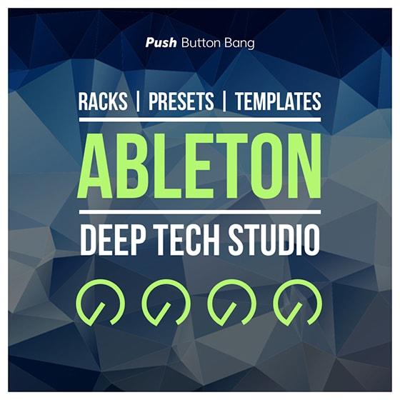PBB Ableton Deep Tech Studio ALP