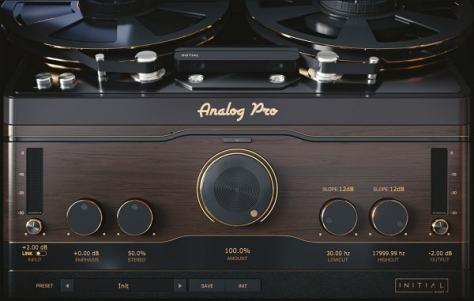 Initial Audio Analog Pro v1 0 0 WIN & MAC - SamplesHome