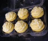 Ciroc Coconut Infused Cupcakes
