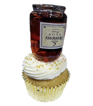 Alcohol Infused Cupcakes