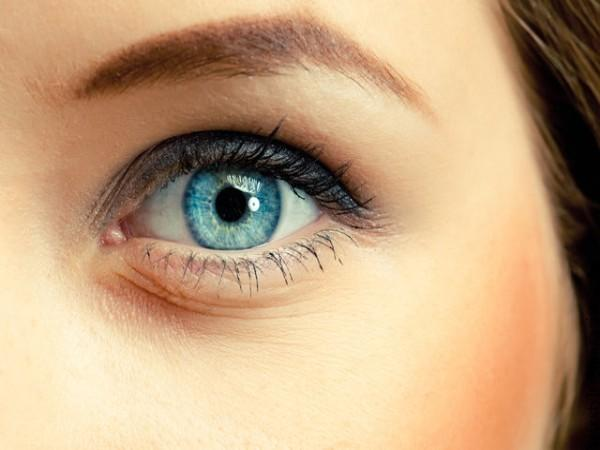 Lite Blue Coloured Contact Lenses Colored Contacts