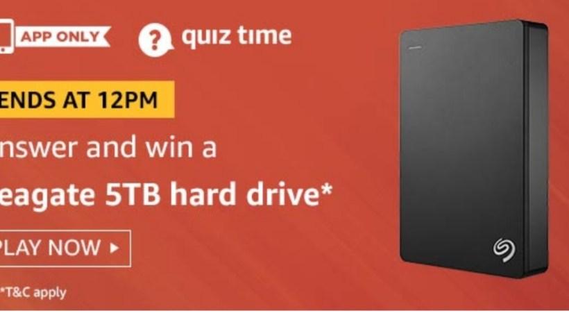 Win 5TB HDD DRIVE