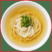 Udon Noodle Menu