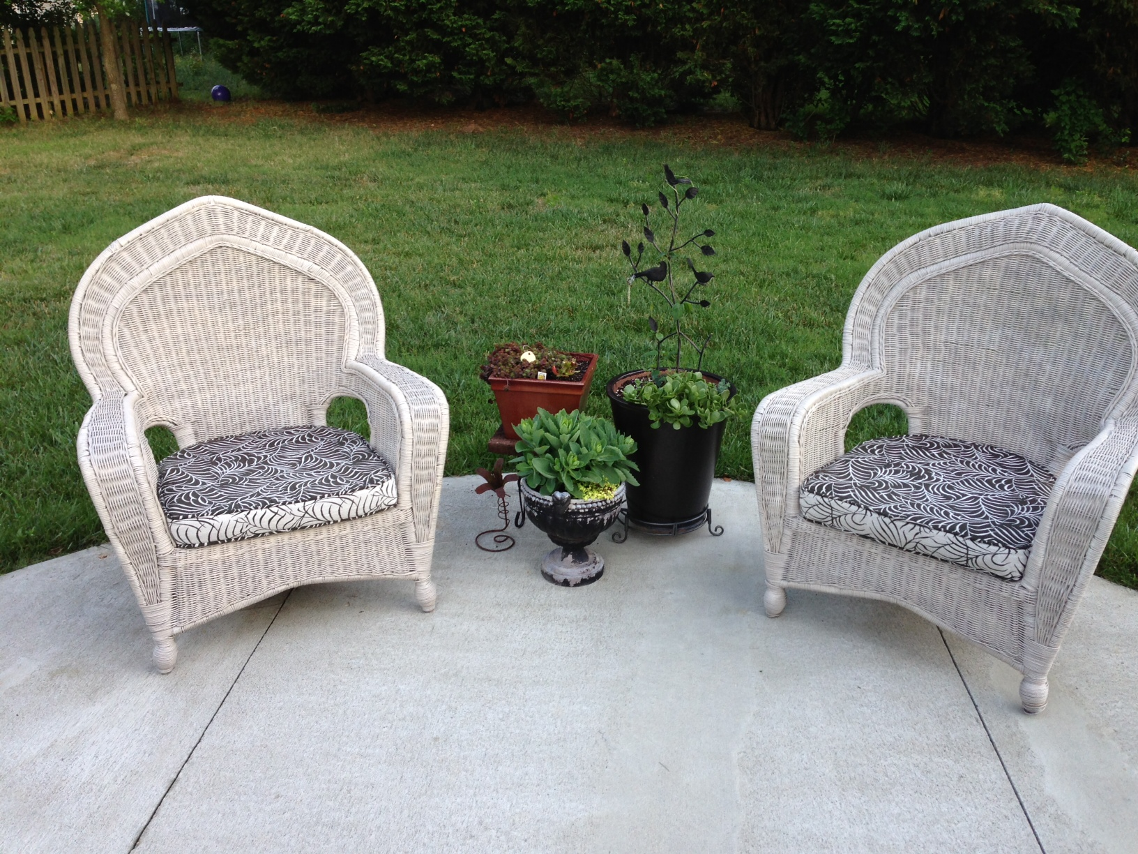 Pier One Wicker Chairs Pier 1 Wicker Seats Fresh Vintage Nc