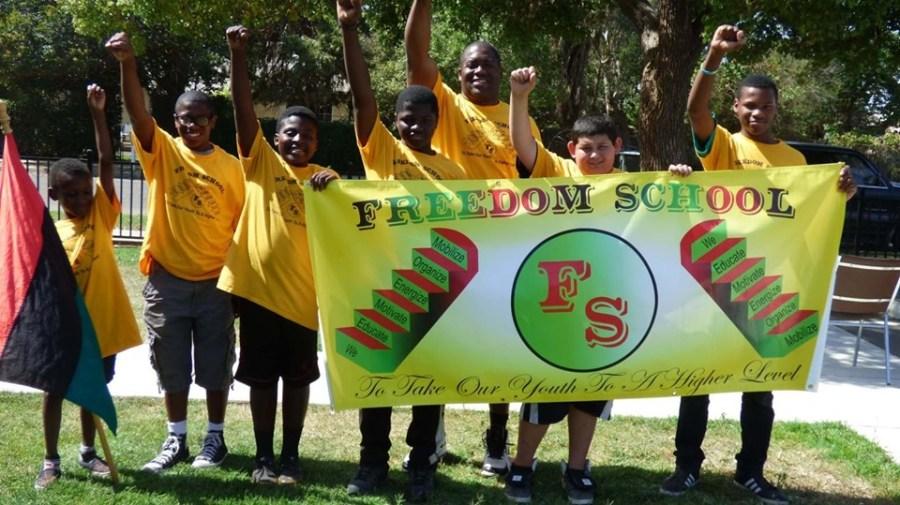 Freedom School 2015