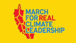 March For Real Climate Leadership - Oakland