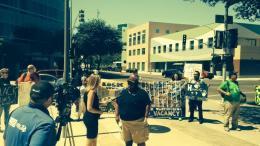 #BlackLivesMatter Protest Shut it Down in Fresno California