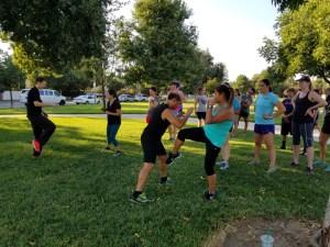 self defense for women runners