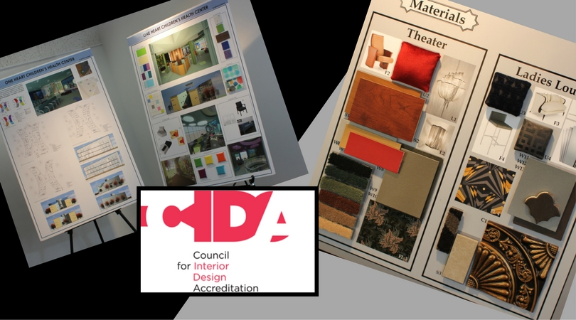 Interior Design Program Receives Re Accreditation – The College Of