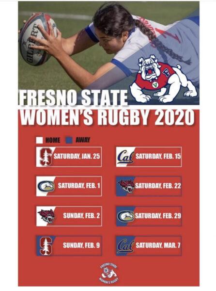 USA women's rugby schedule