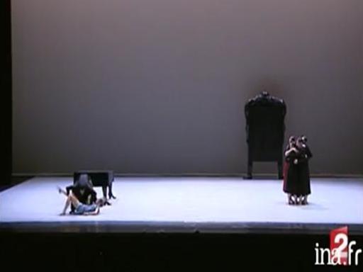 En scnes  le spectacle vivant en vido  La Maison de Mats Ek  lOpra de Paris