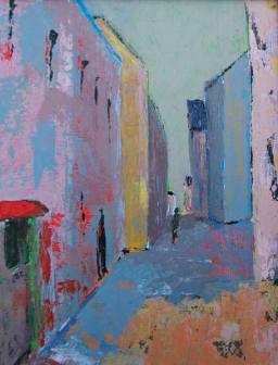 Claire Fresson : Rue Prémion