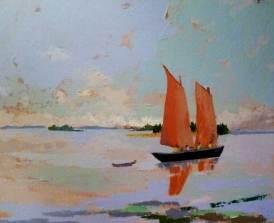 Tableau Claire Fresson : Sinagot