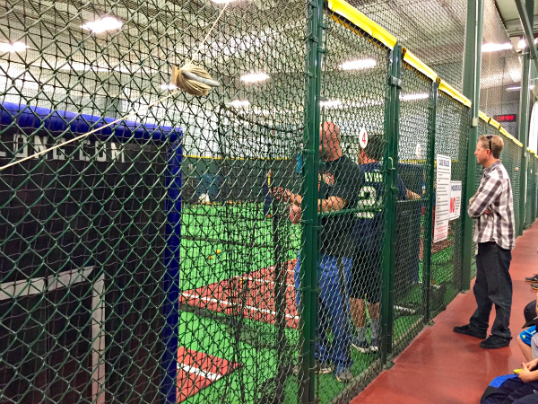 Future Prospects Batting Cage