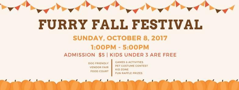 Furry Fall Festival