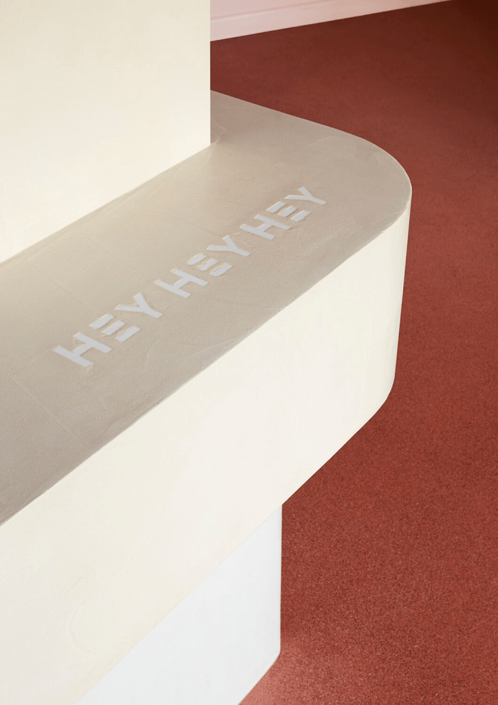 fabricated bench seating