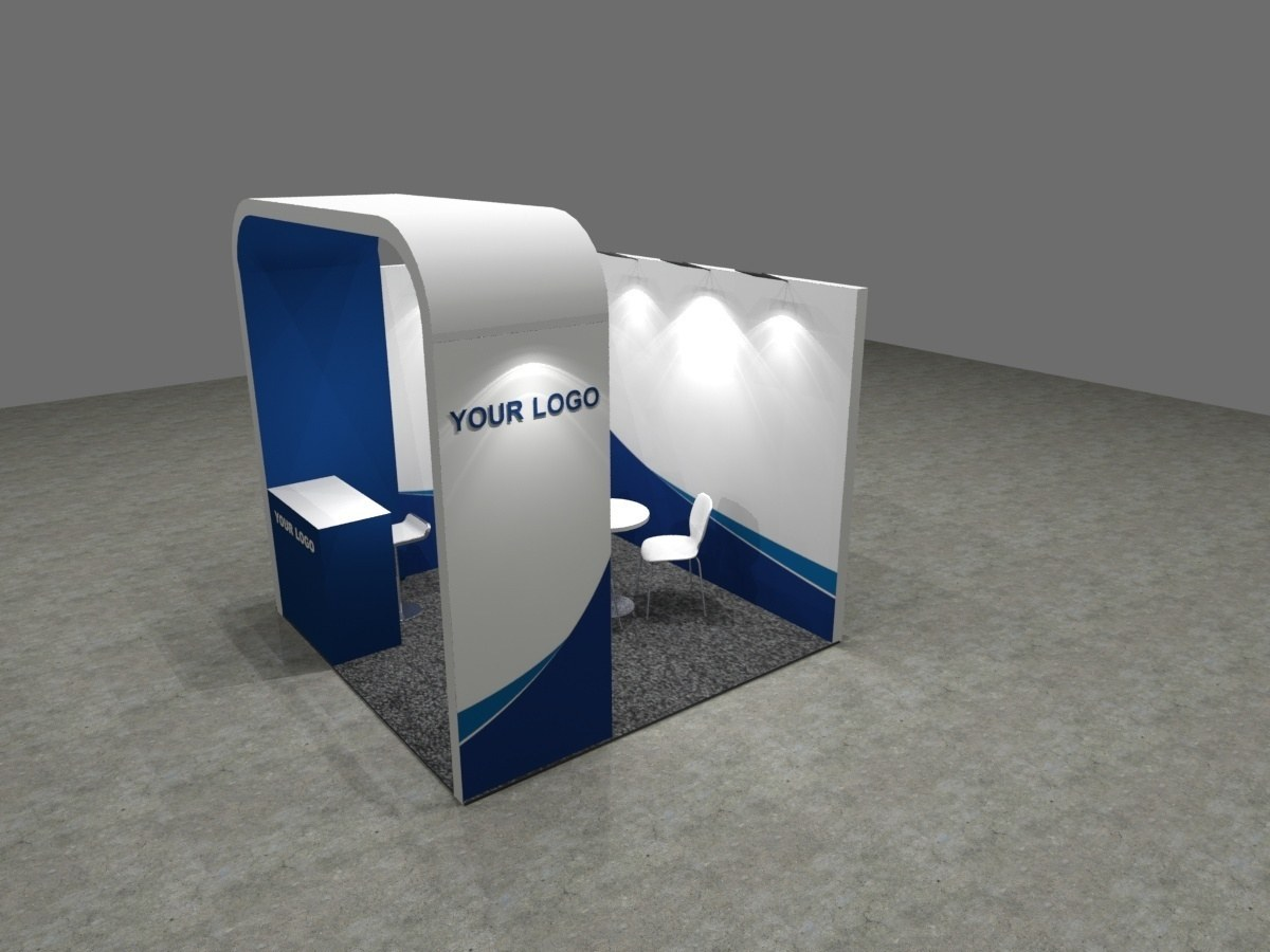 Exhibition Stall Fabricators In London : Trade show stand builders exhbiition booth design london fret free