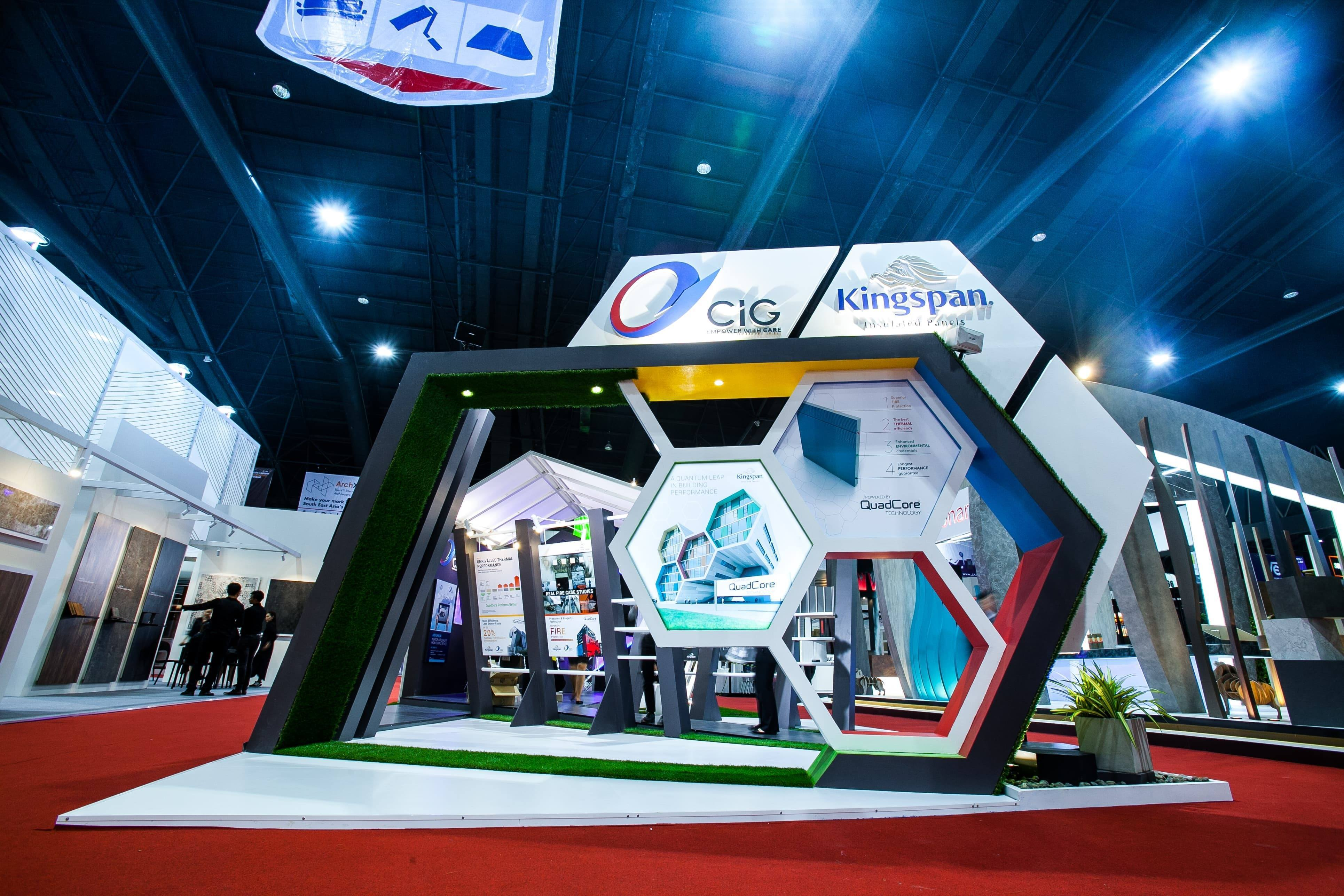 Image result for Exhibition Stands Builders Singapore