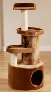 Kratzbaum, Frettchen Spielzeug