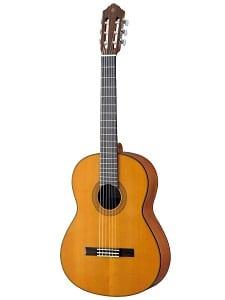 Yamaha CG122MCH Solid Cedar Top Classical Guitar