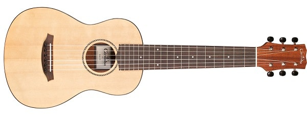 Cordoba Mini M Travel Nylon String Acoustic Guitar (with Cordoba Gig Bag)