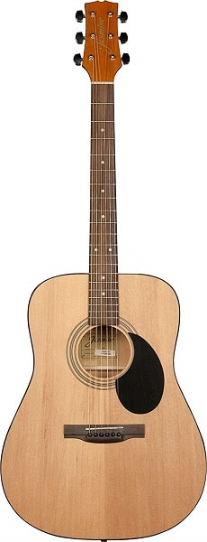 Jasmine 6 String S35 Acoustic Guitar Pack