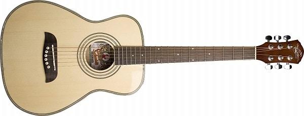 Oscar Schmidt OGHS-A-U Acoustic Guitar (High Gloss)